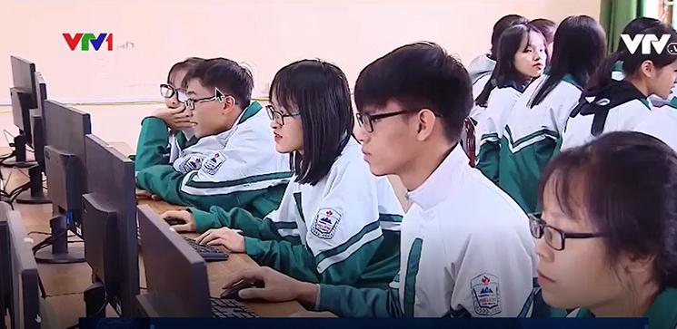 Nâng cao chất lượng giáo dục nhờ ứng dụng CNTT