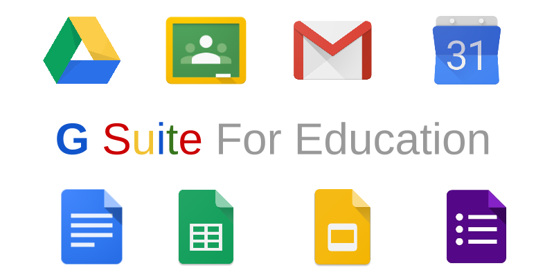 Dịch vụ cho G Suite for Education